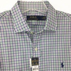 Ralph Lauren Men's long sleeve shirt button Down
